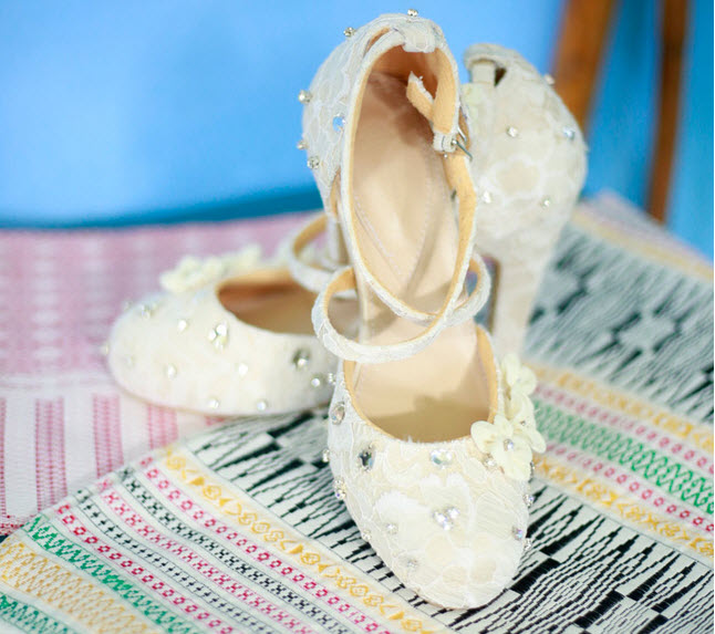 Rekomendasi Tempah Sepatu Pernikahan di Jakarta