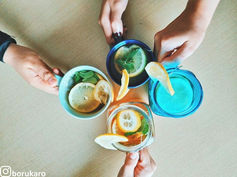 Tips Memulai Pagi dengan Peppermint Lemontea with Honey