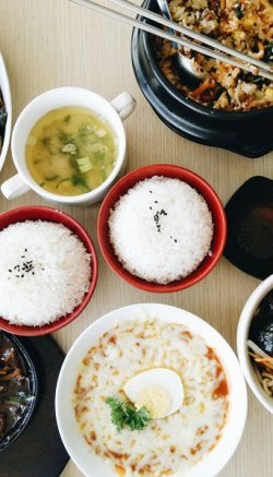Hanbingo Korean Food di Jogja