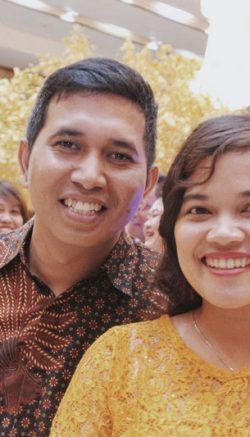 8 bulan menikah